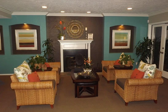Ridgecrest Apartment Homes, Lake Forest, Orange County